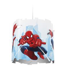 Paralume in plastica Motivo Spiderman