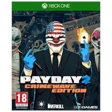 X0NE - PayD2 Crimewave Edition