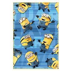 Minions Fleece Blanket Characters 100 X 150 Cm