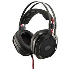 Cuffie Stereofonico Padiglione MasterPulse Pro Cavo colore Nero