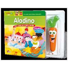 Aladino (Libro Con Penna Parlante Carotina)