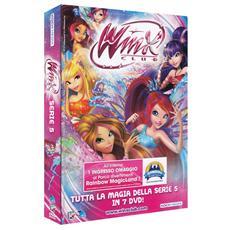 Winx Club - Stagione 05 (6 Dvd)