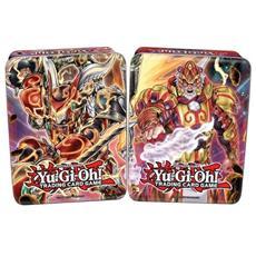 Carte Yu-Gi-Oh! Mega Tin da Collezione 2014