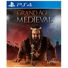 PS4 - Grand Ages Medieval