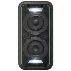Sistema Audio 2 Vie GTK-XB5 Bluetooth NFC colore Nero