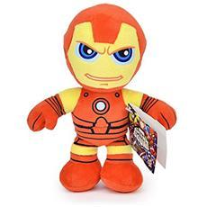 Peluche Iron Man Avengers Marvel Pupazzo Cm. 35