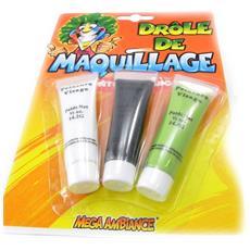 kit 'maquillage festif' 3 tubi - [ i6987]