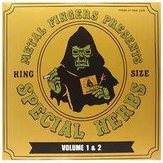 Mf Doom - Special Herbs Volumes 1& 2 (2 Lp)
