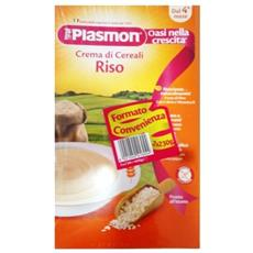 Plasmon Cer. cr. riso 2x230g