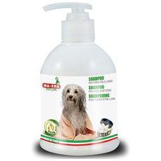 Shampoo per cani a pelo lungo 250 ml Flacone da 250 ml