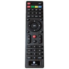 TR 60, Cavo, Satellite, Analogico & Digitale, 4:3, 16:9, ASF, AVI, MKV, MPEG2, TS, AAC, ASF, MP3, WAV, LED
