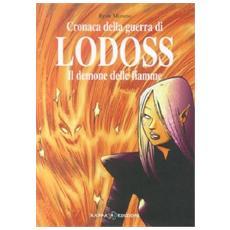 Il demone delle fiamme. Cronaca della guerra di Lodoss. 2.