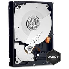 """Hard Disk Interno WD Black 1 TB 3,5"""" Sata III 6 Gb / s Buffer 64 Mb 7200 rpm"""