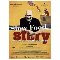 Dvd Slow Food Story