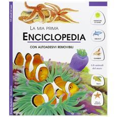 La mia prima enciclopedia. Con sticker