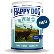 Cibo per cani Selvaggina puro 400 gr