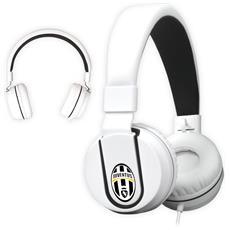 Cuffie Cablato TM-IP952-JUV Colore Nero e Bianco