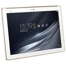 "Tablet ZenPad 10 Bianco 10.1"" Full HD Quad Core RAM 2GB Memoria 16 GB +Slot MicroSD Wi-Fi - 4G Fotocamera 5Mpx Android - Italia"