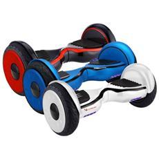 Hoverboard Stinger 10.0 Nero E Rosso Con Luci Led Autonomia 20 Km