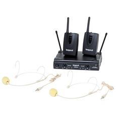 Gm905h Double Headset