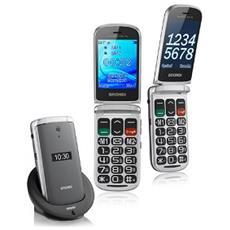 """Amico Big + 3G Senior Phone Display 2.8"""" +Slot MicroSD Fotocamera 1.3Mpx - Italia RICONDIZIONATO"""
