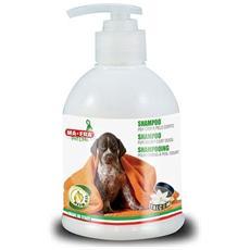 Shampoo per cani a pelo corto 250 ml Flacone da 250 ml