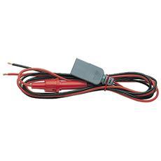 T060 1.6m Nero, Rosso cavo di alimentazione