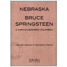 Bruce Springsteen. Nebraska