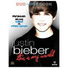 Dvd Justin Bieber - This Is My World