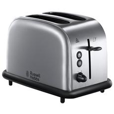 RUSSELL HOBBS - Oxford Tostapane A 2 Scomparti Potenza 1000 Watt