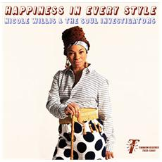 Nicole Willis & The - Happiness In Every Style