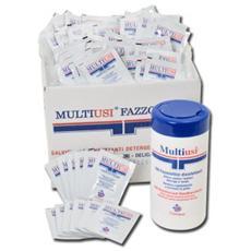 Salviettine Disinfettanti - Barattolo Da 100 Salviette