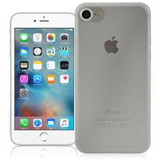 Inv Cover Ultra Sottile 0,2 mm in Morbido TPU per Apple iPhone 7 Colore Trasparente