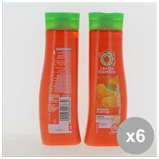 Set 6 Shampoo 250 Morbidi&setosi