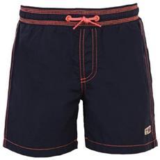K Villa Solid 1 Blu Marine Boardshort Bambino Tg. Anni 12a