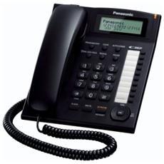 Telefono fisso a Filo con vivavoce colore Nero