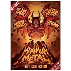 Dvd Maximum Metal