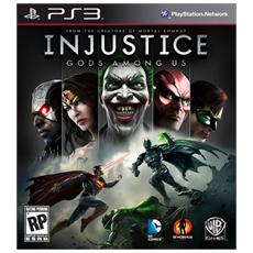 PS3 - Injustice: Gods Among Us
