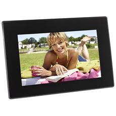 """Cornice Digitale Media Stylist Display 13.3"""" Formato 16:9 Lettore SD / SDHC / MMC / MS Duo Colore Nero"""