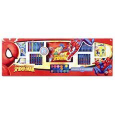 Baby Mac Metro di Cancelleria 60pz Spiderman 387906
