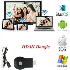 Chiavetta Penna Ricevitore Wifi Boas Dongle Miracast Wifi Dlna Hdmi Airplay Per Ios Android