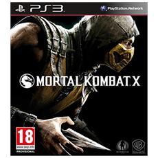 PS3 - Mortal Kombat X