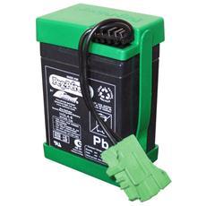 Batteria 6 Volt 4,5AH