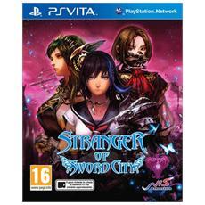 PSVITA - Stranger of Sword City