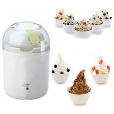 Yogurtiera Elettrica Capriccio 1 Litro Yogurt Fresco Fatto In Casa 9 Watt 592500