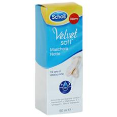 Dr. scholl Velvet Soft Maschera Notte 60ml