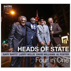 Heads Of State - Four In One