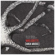 Enrico Merlin / Valerio Scrignoli - Maledetti (Area Music)