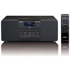 Radio Lettore CD DAR-050 DAB+ / FM Colore Nero
