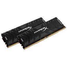 Memoria Dimm HyperX Predator 16 GB (2 x 8 GB) DDR4 3600 MHz CL17 XMP